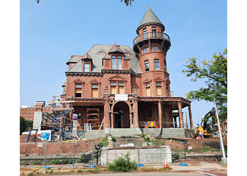 Newark landmark Krueger Mansion