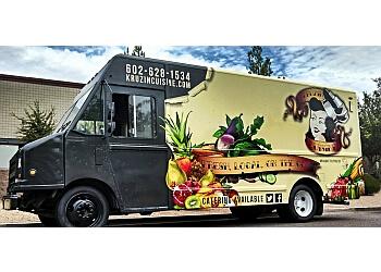 Mesa food truck Kruzin Cuisine