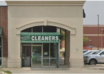 Grand Prairie dry cleaner Krystal Cleaners