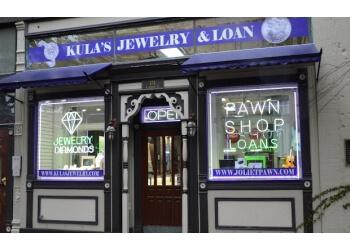 Joliet pawn shop Kula's Jewelry & Loan