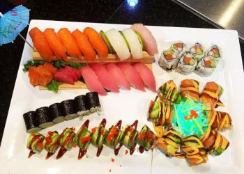 Rochester sushi Kumo Sushi