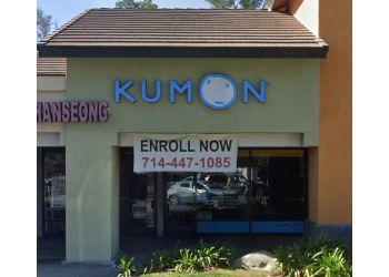 Fullerton tutoring center Kumon