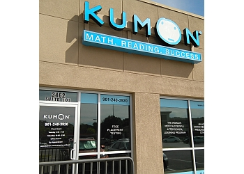 Memphis tutoring center Kumon
