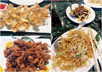 Huntington Beach chinese restaurant Kung Pao Bowl
