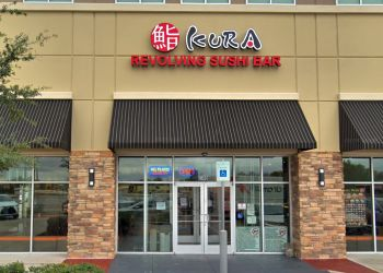 Plano sushi Kura Revolving Sushi Bar