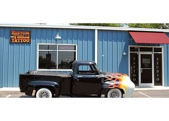 Nashville tattoo shop Kustom Thrills Tattoo