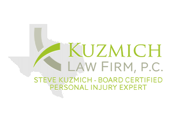 Lewisville personal injury lawyer Kuzmich Law Firm P.C.