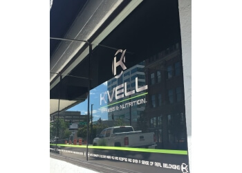 Boise City gym Kvell Fitness