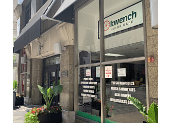 Detroit juice bar Kwench Juice Cafe