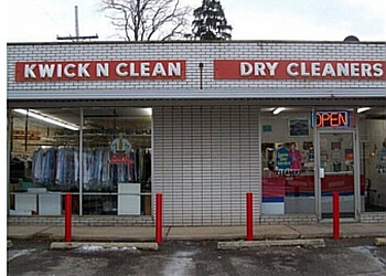 Cleveland dry cleaner Kwick-N-Clean