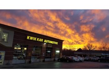 Kansas City car repair shop Kwik Kar