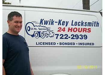 Palm Bay locksmith Kwik Key of Brevard