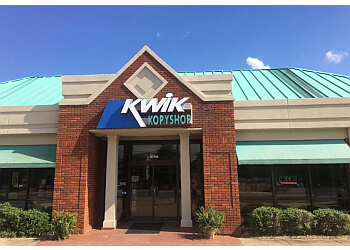 Montgomery printing service Kwik Kopyshop