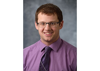 Boise City physical therapist Kyle Herauf, PT, DPT, OCS