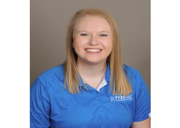 Sioux Falls physical therapist Kylie Embry, cEP
