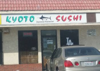 Downey sushi Kyoto Sushi