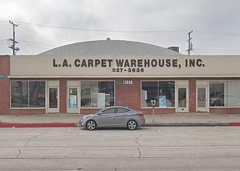 Los Angeles flooring store L A CARPET WAREHOUSE INC