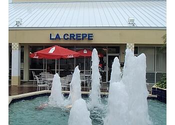 Fort Lauderdale french cuisine LA CREPE