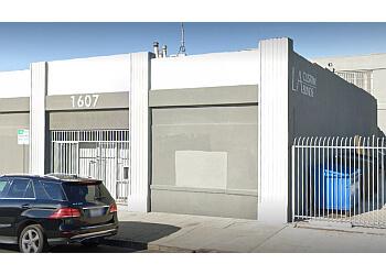 Los Angeles window treatment store LA Custom Blinds