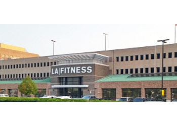 Detroit gym LA Fitness