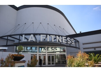 Glendale gym LA Fitness