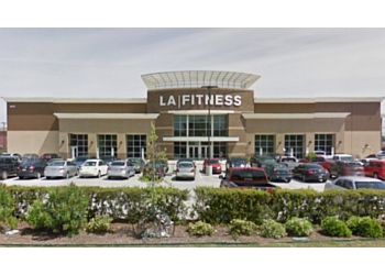 Houston gym LA Fitness