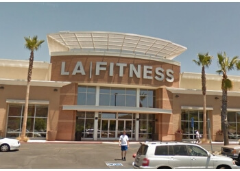 Oceanside gym LA Fitness