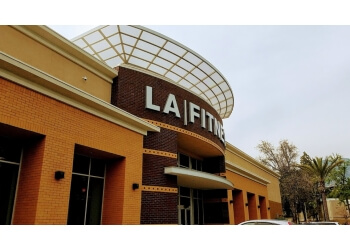 Pasadena gym LA Fitness