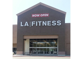 San Bernardino gym LA Fitness