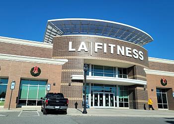 Winston Salem gym LA Fitness