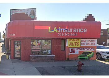 Detroit insurance agent L.A. Insurance