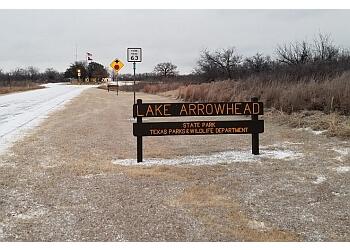 Wichita Falls hiking trail LAKE ARROWHEAD STATE PARK