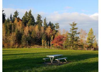 Kent hiking trail LAKE FENWICK PARK