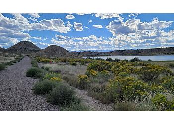 Pueblo hiking trail LAKE PUEBLO STATE PARK