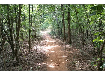 Norman hiking trail LAKE THUNDERBIRD STATE PARK