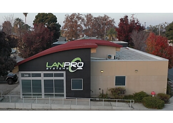Bakersfield it service LANPRO Systems, Inc.