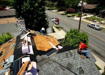 Pasadena roofing contractor LANSFORD ROOFING