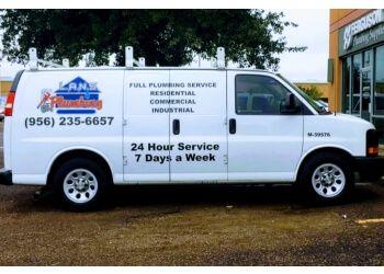 Laredo plumber L.A.N.S. Plumbing