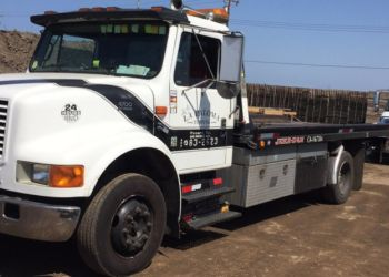 Oxnard towing company LA PALOMA TOWING SERVICE