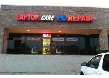 Plano computer repair LAPTOP CARE & PC REPAIR