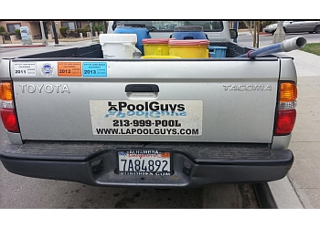 Long Beach pool service LA Pool Guys