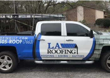 Columbia roofing contractor L.A. Roofing, LLC