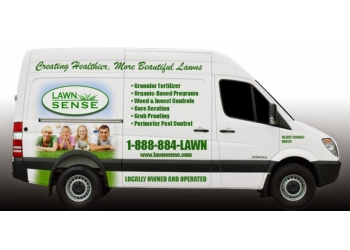 Pittsburgh lawn care service LAWN SENSE INC