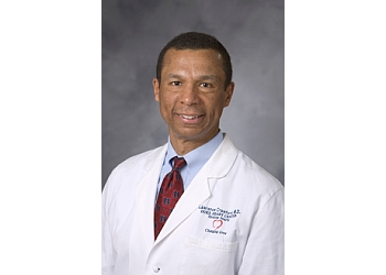 Durham cardiologist Lawrence E. Crawford, MD
