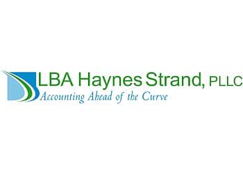 Greensboro accounting firm LBA Haynes Strand, PLLC