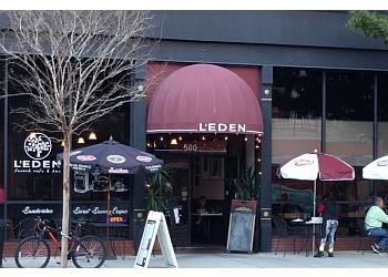 Tampa french cuisine L'Eden Cafe & Bar