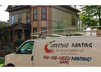 Cleveland painter LIFESTYLE PAINTING