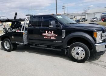 Omaha towing company L & I TOWING & RECOVERY