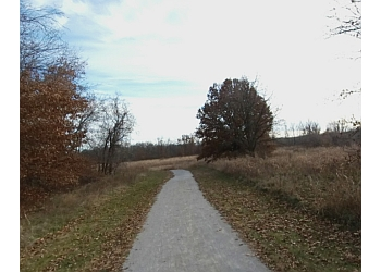 Independence hiking trail LITTLE BLUE TRACE COUNTY PARK
