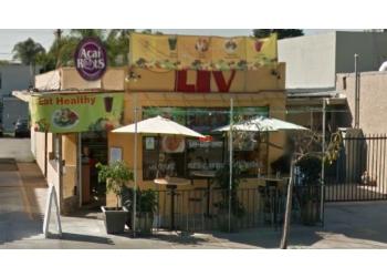 San Diego juice bar LIV Juice Bar & Smoothies